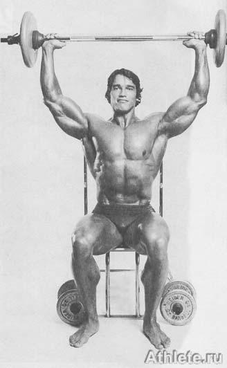 Наращивание мышечной массы - Программа для наращивания массы